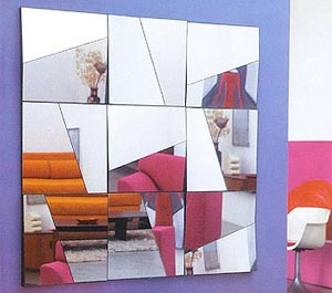 Bespoke Mirrors Example